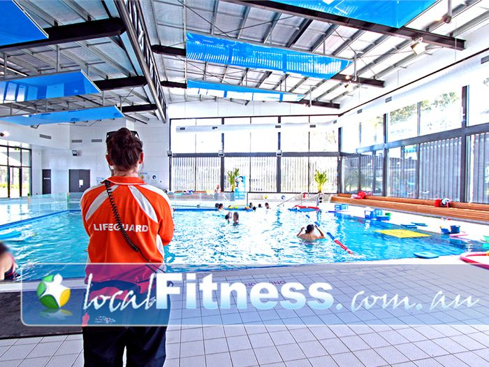 Noble Park Aquatic Centre Dandenong Gym Fitness Always supervised by qualified