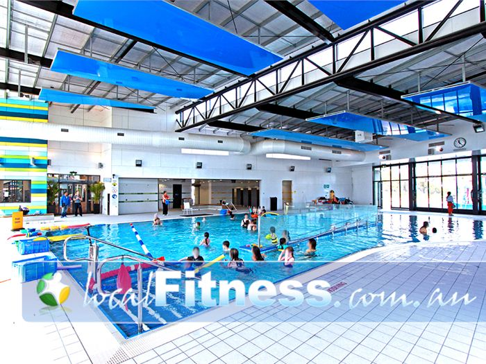Noble Park Aquatic Centre Noble Park Gym Fitness The program pool hosts our many