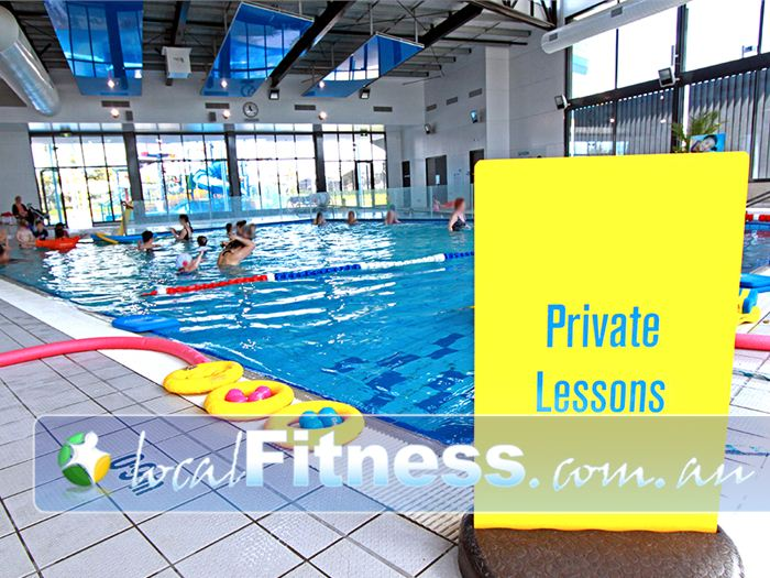 Noble Park Aquatic Centre Doveton Gym Fitness Private lessons at the Noble