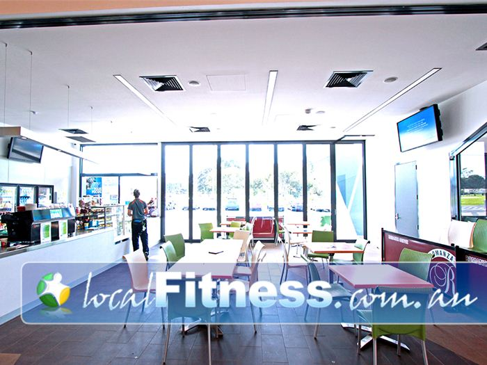 Noble Park Aquatic Centre Noble Park Gym Fitness A variety of healthy option