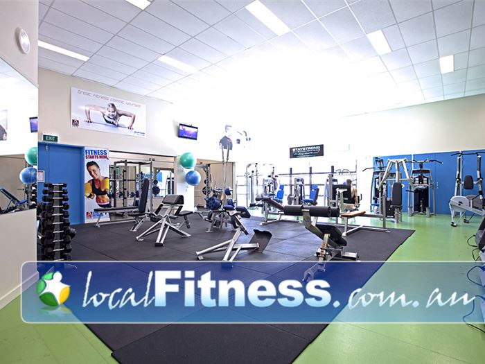 PCYC Gym Everton Park  | Welcome to PCYC Zillmere!