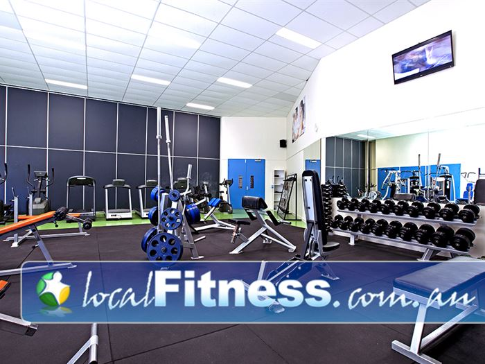 PCYC Gym Chermside  | Our Zillmere gym is fully equipped for strength