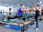 Orbit Fitness Point Piper Gym Fitness Semi-private reformer Pilates