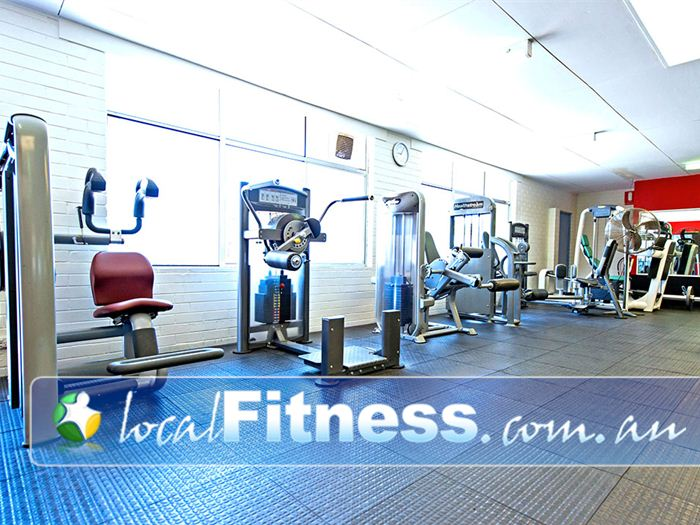 Michael Wenden Aquatic Leisure Centre Gym Wetherill Park  | Welcome to the newly refurbished Miller gym.