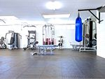 Michael Wenden Aquatic Leisure Centre Lurnea Gym Fitness Spacious free-weights area