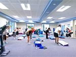 Michael Wenden Aquatic Leisure Centre Lurnea Gym Fitness Over 25 classes per week inc.