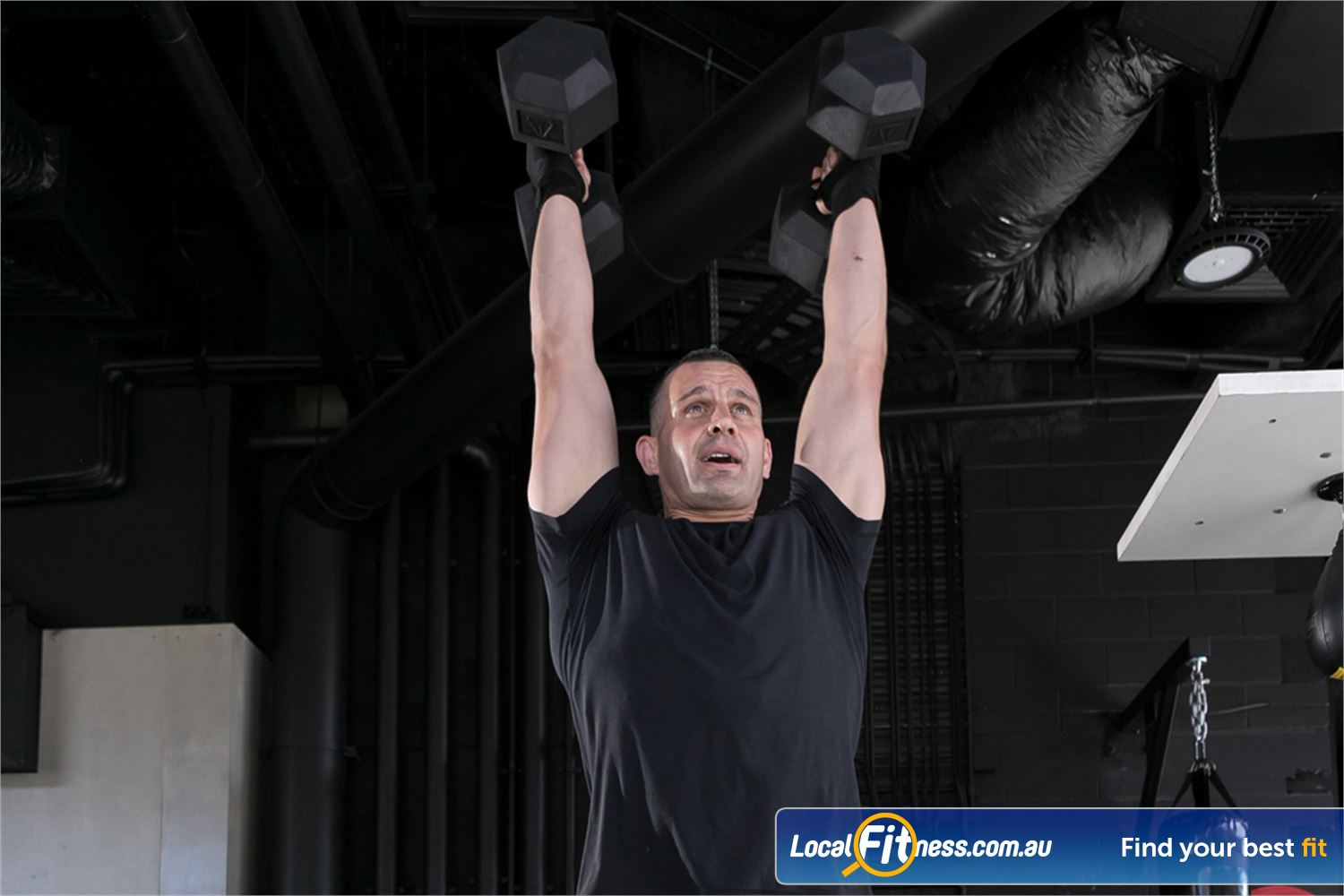 12 Round Fitness Near Canterbury Our workouts are designed around functional strength and cardio workouts.