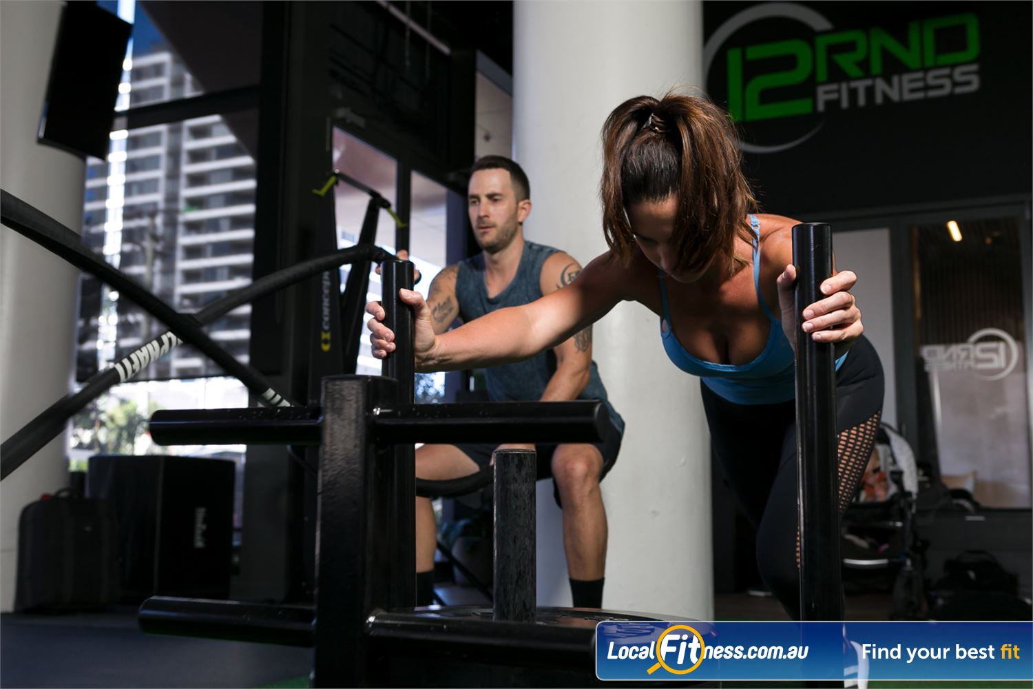 12 Round Fitness Near Canterbury Camberwell HIIT sessions are great for women and men.