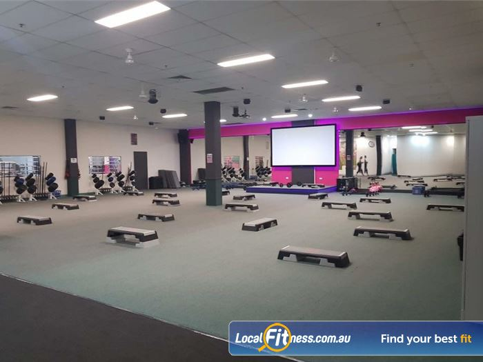 Fernwood Fitness Gym Underwood  | Over 123 classes per week including our state