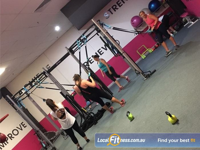 Fernwood Fitness Gym South Brisbane  | Get into womens functional training our Carindale HIIT