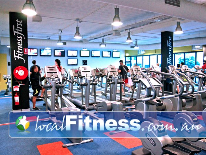 Fitness First Norwest Gym Near Stanhope Gardens Enjoy A World Of Entertainment Through Fitness