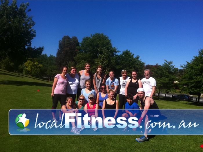 IMPACT: Fitness Solutions Gym Mooroolbark  | Enjoy the benefits of Mooroolbark outdoor group training.