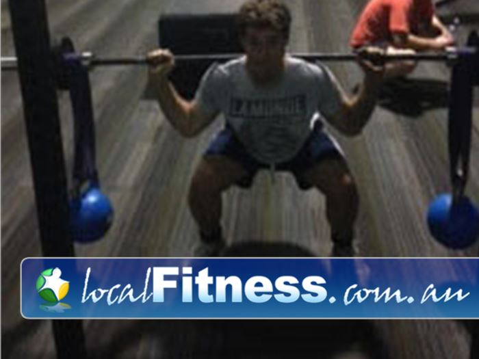 IMPACT: Fitness Solutions Gym Monbulk  | Sports specific training to maximise your sport conditioning.