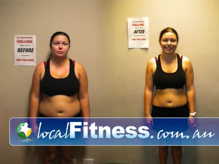 IMPACT: Fitness Solutions Lilydale Outdoor Fitness Fitness My superstar clients achieve