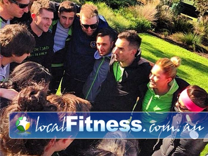 IMPACT: Fitness Solutions Montrose Outdoor Fitness Fitness Group outdoor sessions are a