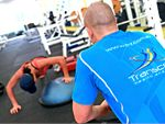 Transcend Health & Fitness South Melbourne Gym Fitness We will monitor you and devote