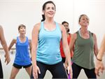 Burn calories and bust a move with pure