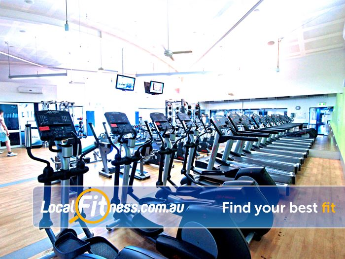 Kensington Community Recreation Centre Kensington Our Kensington gym includes state of the art cardio.