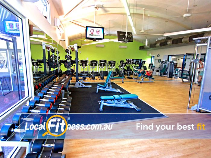 Kensington Community Recreation Centre Kensington Ask our team about incorporating free weights into your sessions.