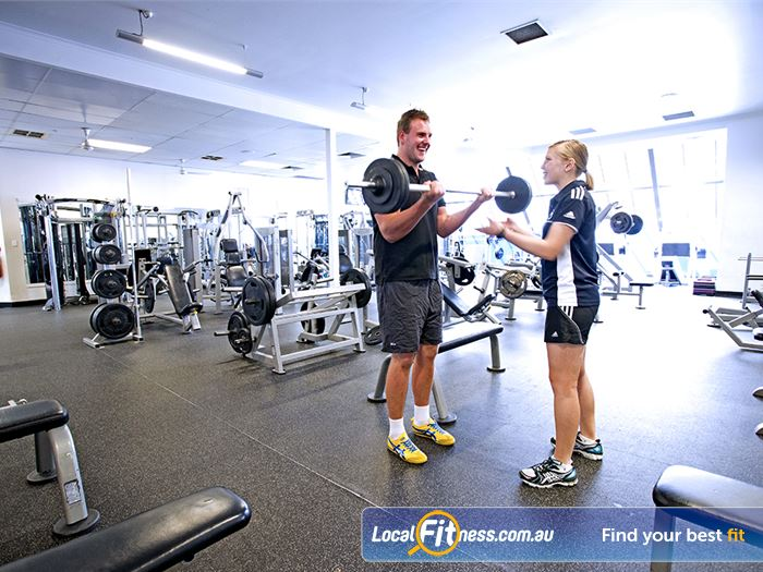 Goodlife Health Clubs Gym Westbourne Park  | Our Burnside gym provides a full equipped and