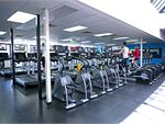 Goodlife Health Clubs Erindale Gym Fitness The Booval gym cardio area