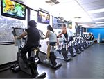 Goodlife Health Clubs Burnside Gym Fitness Treadmills, cycle bikes cross