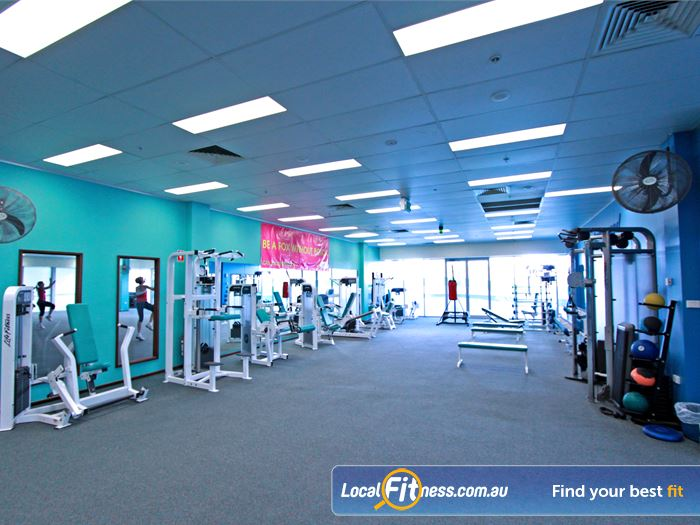 Fernwood Fitness Gym Gungahlin  | Welcome to the spacious and convenient Fernwood Gungahlin