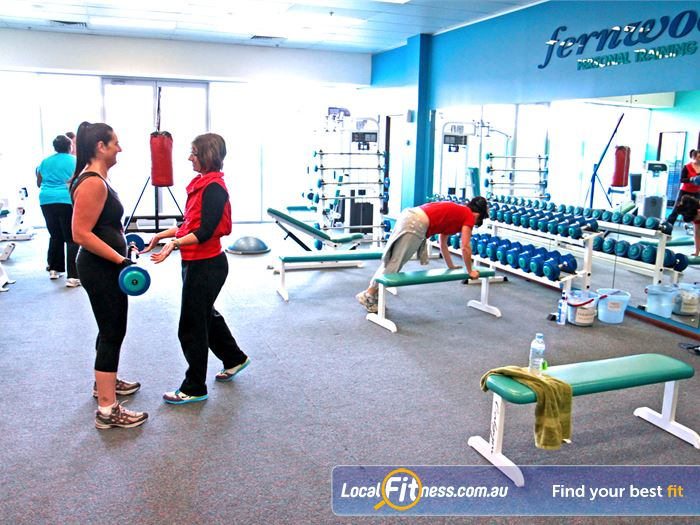 Fernwood Fitness Gym Harrison  | We have the right Gungahlin gym equipment to