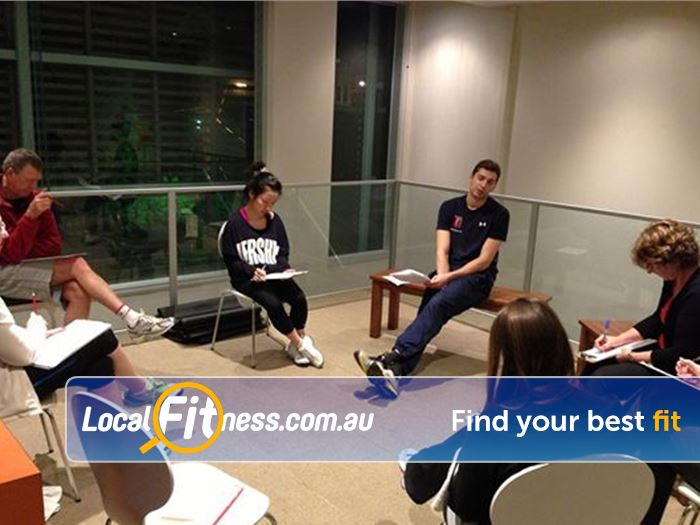 Adrenalin Health Gym Toorak  | At Adrenalin personal training we focus on education.