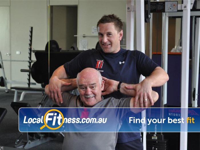 Adrenalin Health Club & Personal Training Centre Toorak Personal Training Studio Fitness Personal Training in Hawthorn