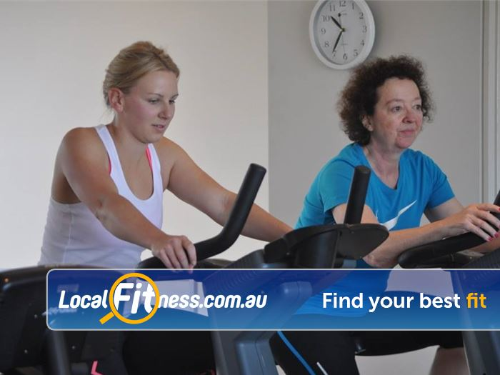 Adrenalin Health Club & Personal Training Centre Hawthorn Personal Training Studio Fitness All generations enjoy working
