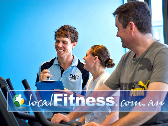 Sky Personal Training Gym Dee Why    Your journey at Sky starts here...
