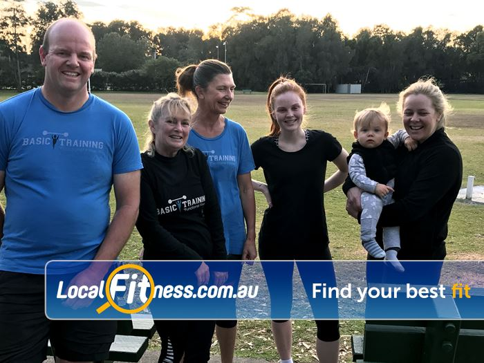 Basic Training Gym Mona Vale  | Welcome to Basic Fitness Mona Vale Outdoor functional