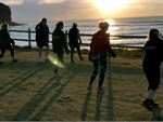 Basic Training Newport Beach Outdoor Fitness Fitness Train in the Northern beaches