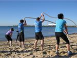 Step into Life Yarraville Newport Outdoor Fitness OutdoorStep into Life outdoors in the