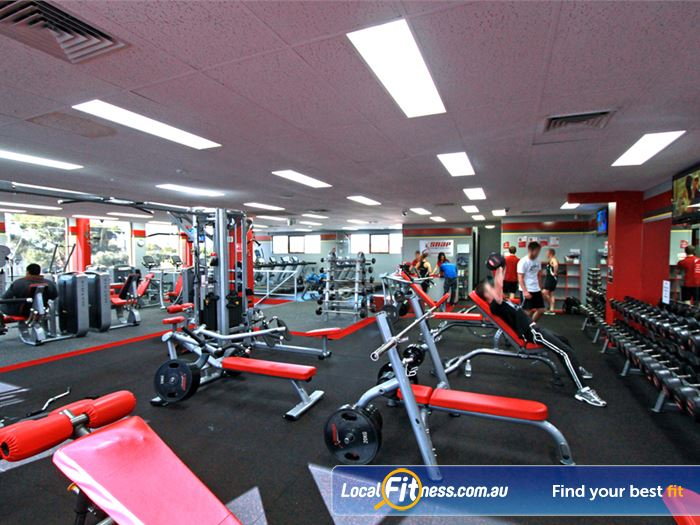 Snap Fitness Gym Mitcham  | Convenient gym access day or night.