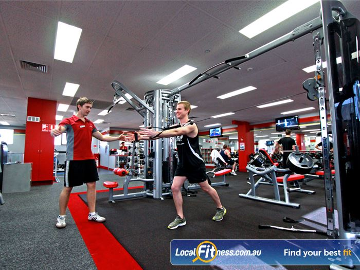 Snap Fitness Bayswater North Gym Fitness Croydon personal trainers can