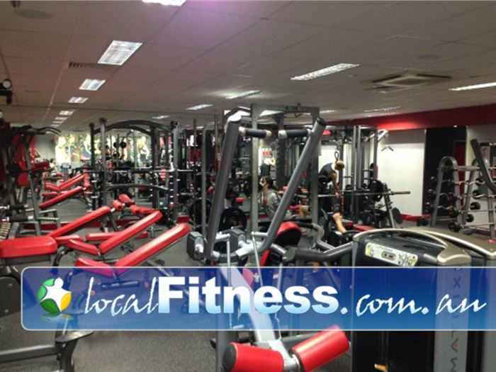 Snap Fitness Gym Indooroopilly  | A comprehensive range of easy to use pin-loaded