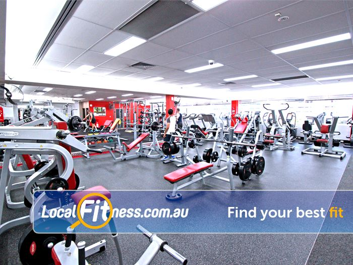 Snap Fitness Gym Box Hill  | Welcome to the Snap Fitness Camberwell gym.