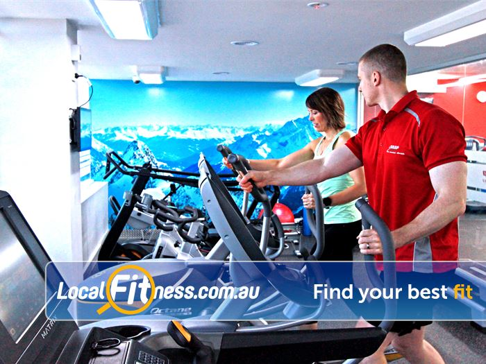 Snap Fitness Gym Box Hill South  | Improve performance with Altitude Training in Camberwell.
