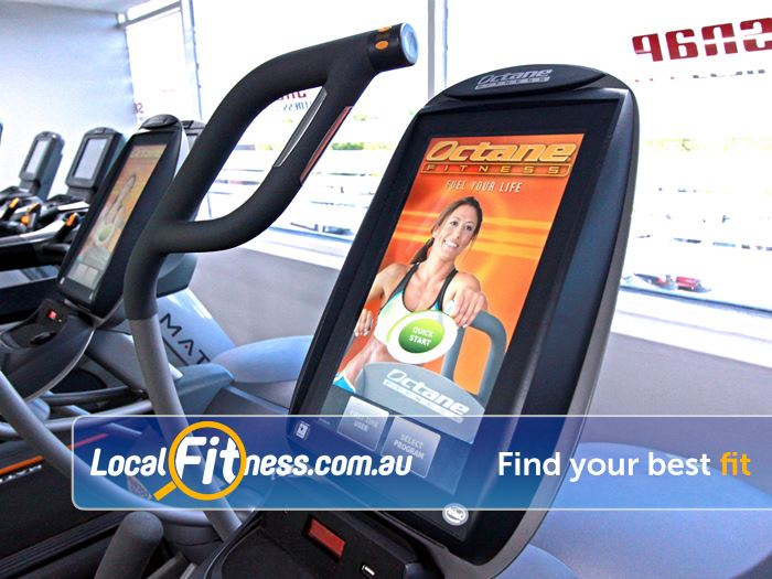 Snap Fitness Ashburton Gym Fitness The latest cardio technology.