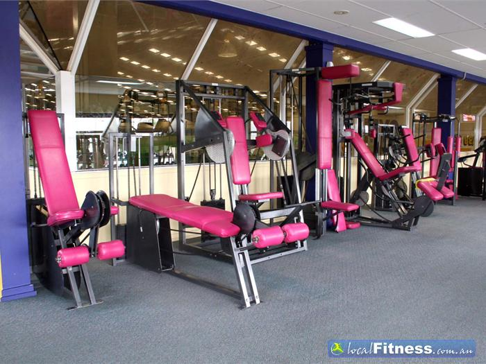 Greenhouse Training Studio Springvale Gym Fitness Our time-efficient Nautilus