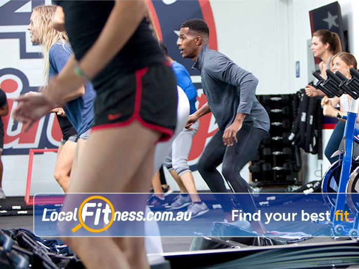 F45 Bayswater Smash your results with our Bayswater HIIT training sessions.