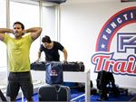 F45 Ashfield Gym Fitness F45 provides a music-pumping,
