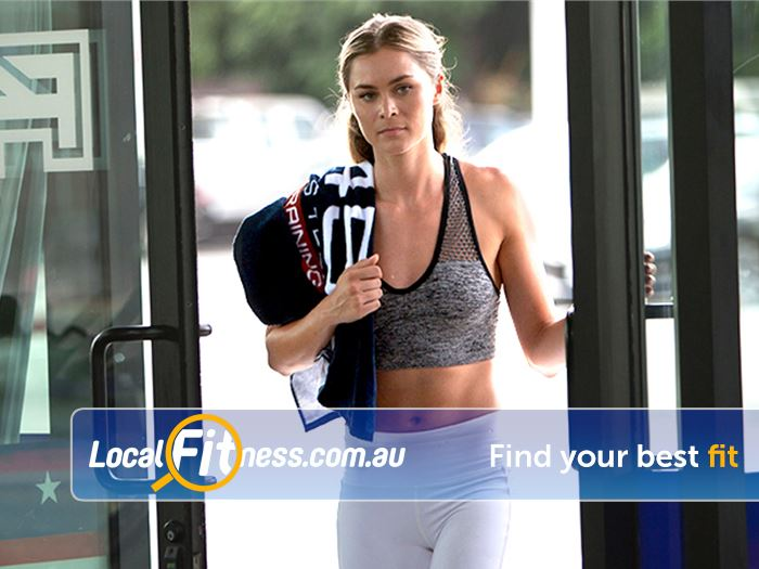 F45 Bayswater In and out in 45 minutes burning 600 - 900 calories.