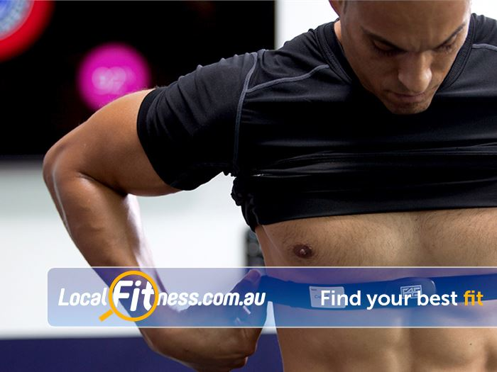 F45 Bayswater Monitor your workouts live with our innovative technology.