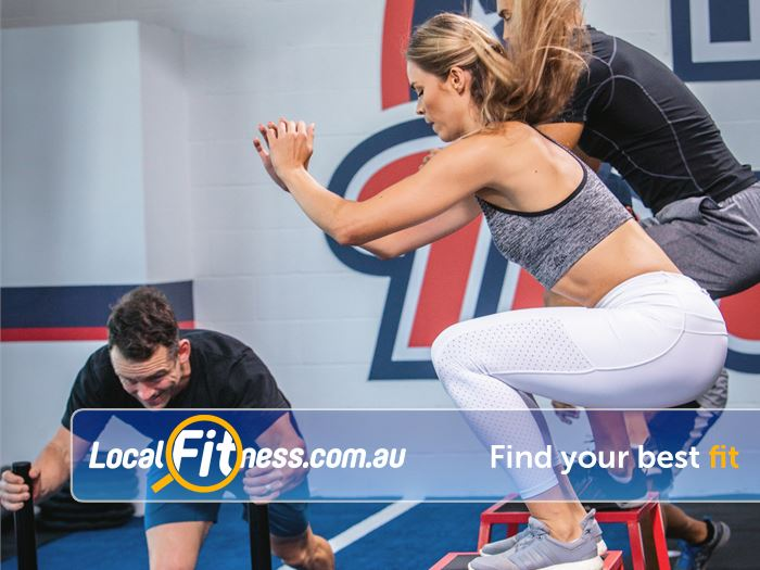 F45 Bayswater Fully body workouts focusing on Bayswater functional training workouts.