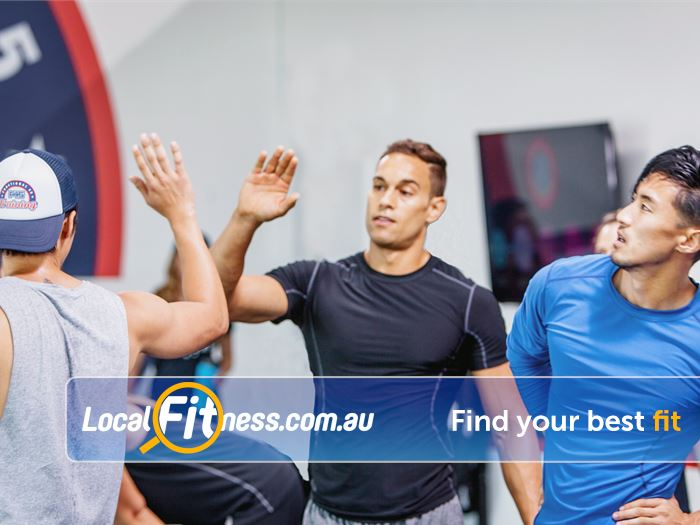 F45 Bayswater You will feel part of our community promoting good health.