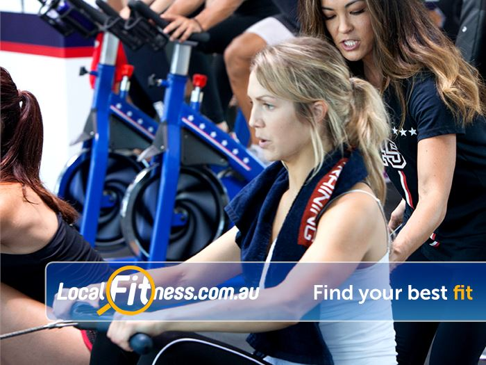 F45 Near Ashfield our Bayswater group training sessions are lead by our F45 team.