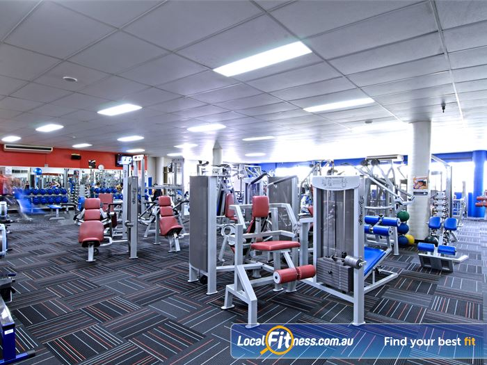 Goodlife Health Clubs Gym Bardon  | At our Ashgrove gym, pick from a large